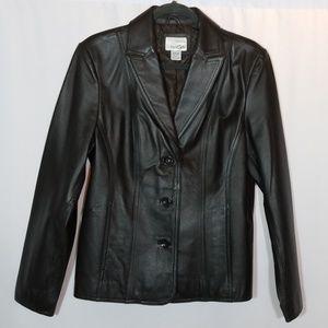 East 5th Genuine Leather Jacket Size Medium